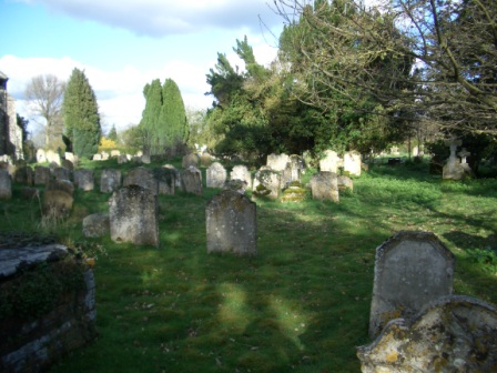 Graveyard of St Peter & St Paul's, Hoxne