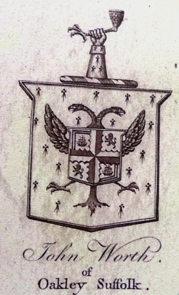 Worth Coat of Arms